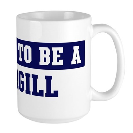 Proud to be Cargill Large Mug