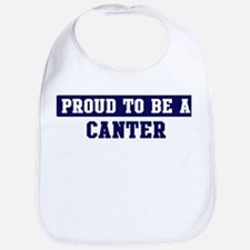 Proud to be Canter Bib