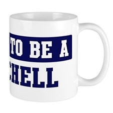 Proud to be Burchell Mug