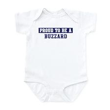 Proud to be Buzzard Infant Bodysuit