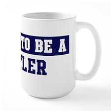Proud to be Butler Mug