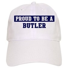 Proud to be Butler Baseball Cap