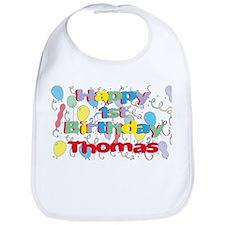Thomas's 1st Birthday Bib