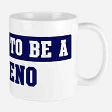 Proud to be Bueno Mug