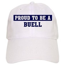 Proud to be Buell Baseball Cap