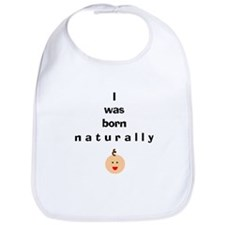 Born naturally 1 Bib