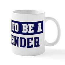 Proud to be Callender Mug