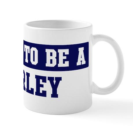 Proud to be Burley Mug