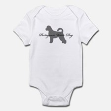 Portuguese Water Dog Infant Bodysuit