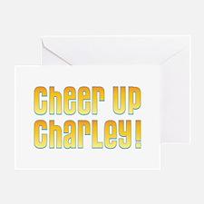 Willy Wonka's Cheer Up Charley Greeting Card