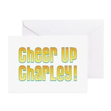 Willy Wonka's Cheer Up Charley Greeting Cards (Pk