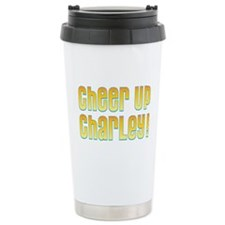 Willy Wonka's Cheer Up Charley Travel Mug