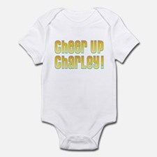 Willy Wonka's Cheer Up Charley Infant Bodysuit