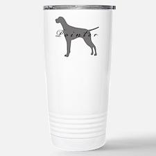 Pointer Travel Mug