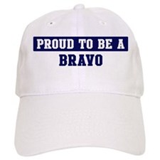 Proud to be Bravo Baseball Cap