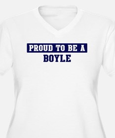 Proud to be Boyle T-Shirt