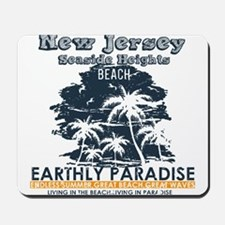 New Jersey - Seaside Heights Mousepad