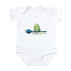 MonsterBytes Infant Bodysuit