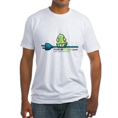 MonsterBytes Fitted T-Shirt