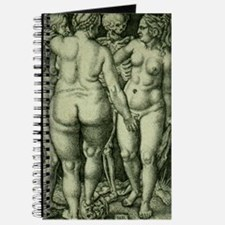 Death and Three Nude Women Journal