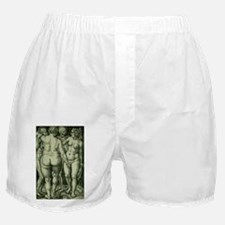 Death and Three Nude Women Boxer Shorts