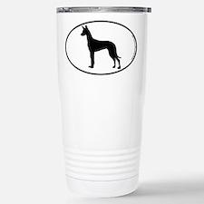 Pharaoh SILHOUETTE Travel Mug