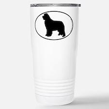Newfoundland SILHOUETTE Travel Mug