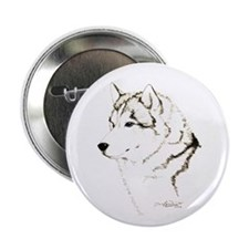 "Husky 2.25"" Button (10 pack)"