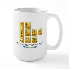 Forumotion Elements Mug
