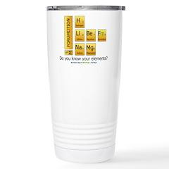 Forumotion Elements Stainless Steel Travel Mug