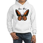 Butterfly Hooded Sweatshirt