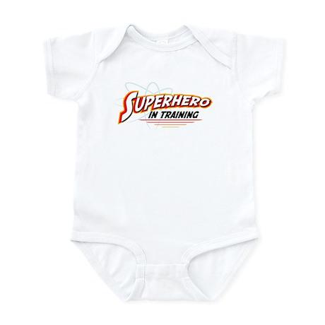SUPERHERO IN TRAINING Infant Bodysuit