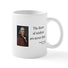 Benjamin Franklin 20 Mug