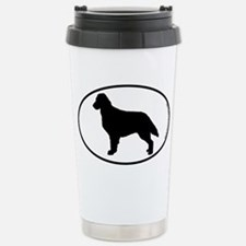 Flatcoat SILHOUETTE Stainless Steel Travel Mug