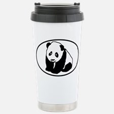 Panda SILHOUETTE Stainless Steel Travel Mug