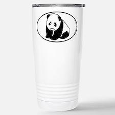 Panda SILHOUETTE Travel Mug