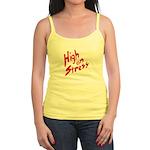 High On Stress Jr. Spaghetti Tank