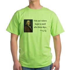 Benjamin Franklin 22 T-Shirt