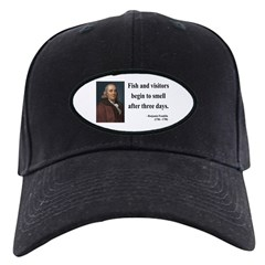 Benjamin Franklin 22 Baseball Hat