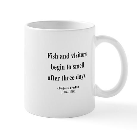 Benjamin Franklin 22 Mug