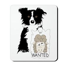 Sheep Wanted Mousepad