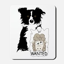 Sheep Wanted Mousepad