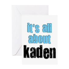 Kaden Greeting Card