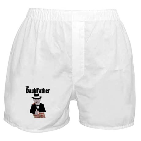 The Daubfather Boxers Without Border Boxer Shorts