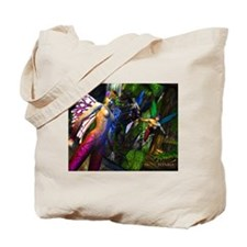 Three Dryads Tote Bag