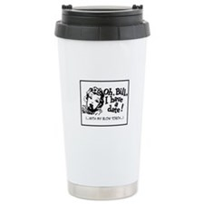 Lampwork - Date with Blowtorc Travel Mug