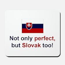 Perfect Slovak Mousepad