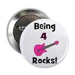 Being 4 Rocks! pink 2.25