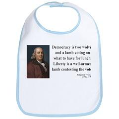 Benjamin Franklin 2 Bib