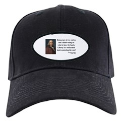 Benjamin Franklin 2 Baseball Hat